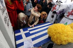 Οι Σκοπιανοί έκαναν την κηδεία της Ελλάδας!