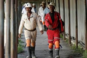 Οχτώ νεκροί εργάτες σε χρυσωρυχείο στο Γιοχάνεσμπουργκ