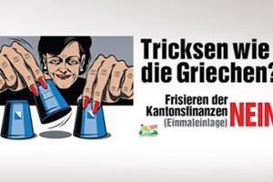 Ελβετικό κόμμα προσβάλλει τους Έλληνες