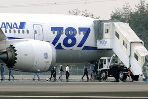 Αναγκαστική προσγείωση για Boeing 787