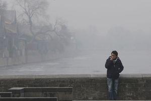 Έκλεισαν σχολεία λόγω νέφους στην Κίνα