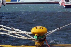 Οι θυελλώδεις άνεμοι ακύρωσαν δρομολόγια πλοίων