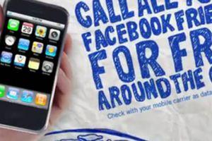 Διαθέσιμες οι δωρεάν κλήσεις μέσω Facebook και για την Αμερική