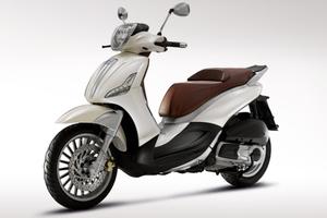 Πέντε μοντέλα της Piaggio σε μειωμένες τιμές