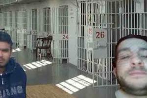 Δύο «δράκοι» στο ίδιο κελί