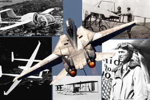 Οι κορυφαίοι σταθμοί της αεροπορίας