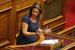 Χριστοφιλοπούλου: Δεν υπάρχει δυνατότητα για νέα μέτρα