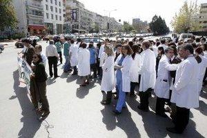 Αντιδρούν οι γιατροί στο νομοσχέδιο για την Πρωτοβάθμια Φροντίδα Υγείας