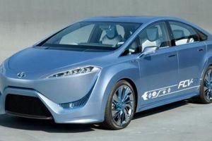 Συνεργασία Toyota και BMW στις κυψέλες καυσίμου