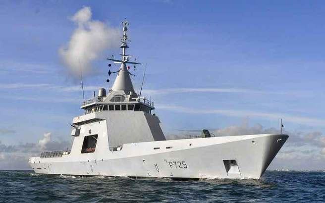 Η Ιταλία πούλησε πολεμικά πλοία στο Κατάρ