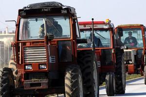 Στους δρόμους και οι αγρότες της Μεσσηνίας