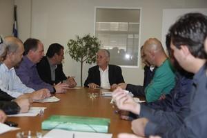 Ο Κουβέλης θα επιδιώξει λύσεις στα προβλήματα των αγροτών