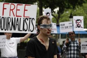 «Μαύρη» χρονιά το 2012 για την ελευθερία του Τύπου