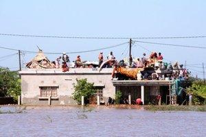Εκτοπίστηκαν 150.000 άνθρωποι από τις πλημμύρες στη Μοζαμβίκη