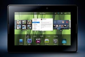 Τα πρώτα BlackBerry 10 tablets ετοιμάζει η RIM