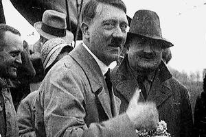 Ανέκδοτο υλικό από την άνοδο του Χίτλερ στη ναζιστική καγκελαρία