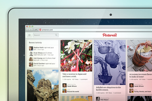Αλλαγές ετοιμάζει το Pinterest