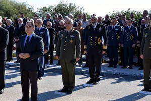 Η Πολιτεία τίμησε τη μνήμη των ηρώων των Ιμίων