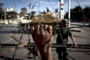 Αποκήρυξη της βίας από τον πολιτικό κόσμο της Αιγύπτου