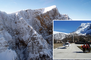 Συνεχίζονται οι έρευνες για τον ορειβάτη