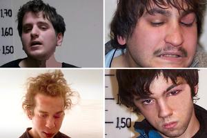 Οι τέσσερις συνελήφθησαν για να ξεφύγουν οι 4 επικεφαλής της ληστείας