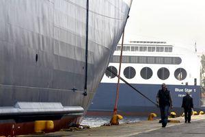 Σε 24ωρη απεργία αύριο η ΠΝΟ, δεμένα τα πλοία