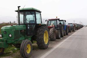 Κινητοποίηση αγροτών σήμερα στο Λαγκαδά Θεσσαλονίκης