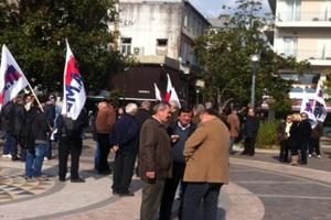 Ολοκληρώθηκαν οι πορείες διαμαρτυρίας στο κέντρο της Αθήνας