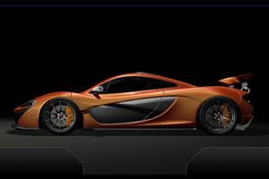 Οι πρώτες πληροφορίες για τη McLaren P1