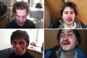 Οι φωτογραφίες των συλληφθέντων πριν το Photoshop