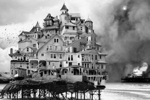 Αλλόκοτα κτίρια «ξυπνούν» από τη φαντασία
