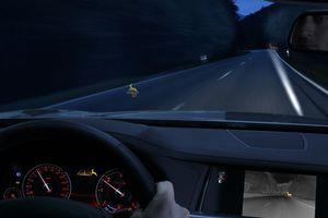 Εξελίξεις στο σύστημα Night Vision της BMW