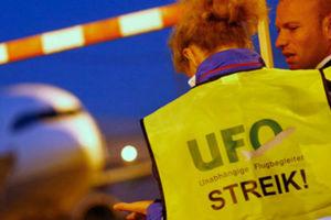 Συνεχίζεται η απεργία στα διεθνή αεροδρόμια της Γερμανίας