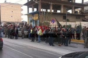 Τραυματισμός αστυνομικών στο δικαστικό μέγαρο Ηρακλείου