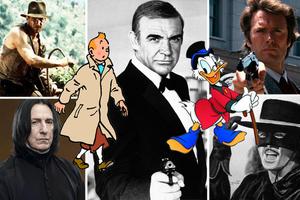Φανταστικοί χαρακτήρες που βασίζονται σε πραγματικούς ανθρώπους...
