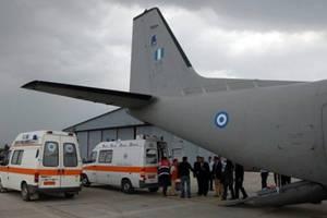 Αεροδιακομιδή 60χρονου Γερμανού από εμπορικό πλοίο στην Ρόδο