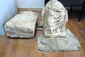 Με χειροπέδες αρχαιοκάπηλος στη Βοιωτία