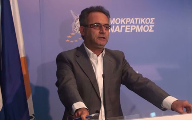 Πρόεδρος ΔΗΣΥ: Για το Κυπριακό σημασία έχει τι συζητείται στο τραπέζι των διαπραγματεύσεων