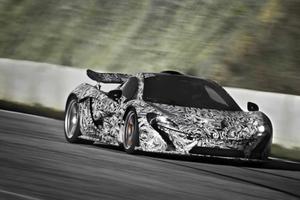 Η «πηγή ζωής» της McLaren P1