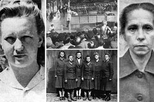 Τα θηλυκά «τέρατα» των στρατοπέδων συγκέντρωσης