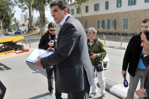 Κατέσχεσαν αυτοκίνητου υπουργού στην Κύπρο