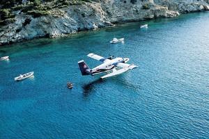 «Ανοίγουν τα φτερά τους» τα υδροπλάνα στο Ιόνιο