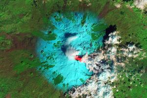 Δορυφορική εικόνα από το «ξύπνημα» της Αίτνας