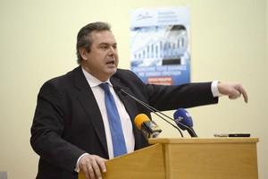«Ο Σαμαράς ομολογεί ότι θυσιάζει το λαό για να διασώσει τους τραπεζίτες»