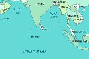 Xαμένη αρχαία ήπειρος κάτω από τον Ινδικό ωκεανό
