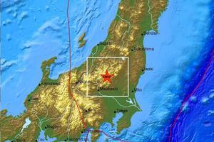 Ισχυρός σεισμός 6,2 Ρίχτερ στο Τόκιο