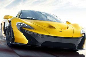 Οι πρώτες φωτογραφίες της McLaren P1