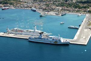 Δεμένα από αύριο τα πλοία στα λιμάνια της Κέρκυρας και της Ηγουμενίτσας