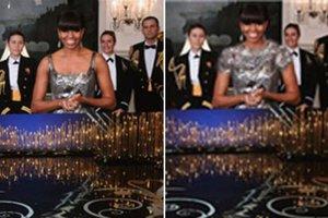Θύμα του Photoshop η Μισέλ Ομπάμα