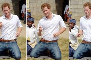 Ο χορός του πρίγκιπα Χάρι